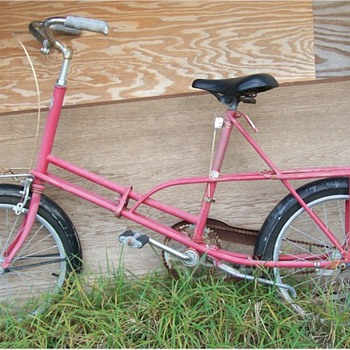 Early Sears Bicycle - Outdoor Sports