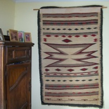 Navajo Chinle rug - Native American