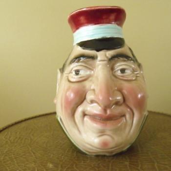 Character Jug - Art Pottery