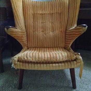Danish Chair - Furniture