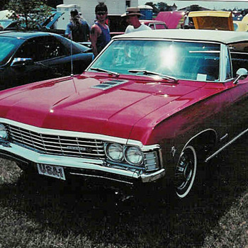 1967 Impala SS convertible