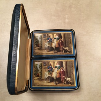 Antique Card Set - Cards