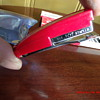Little red Swingline Tot 50 stapler