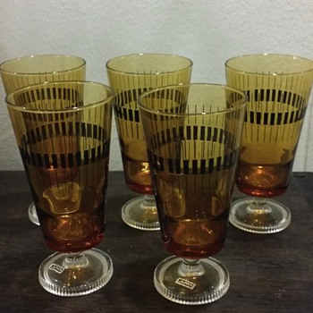 Japanese Parfait Glasses - Glassware