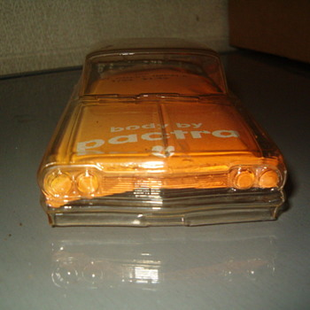 1/24TH PACTRA 64 IMPALA SS STOCKER BODY