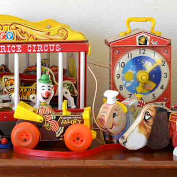 More Fisher-Price Toys