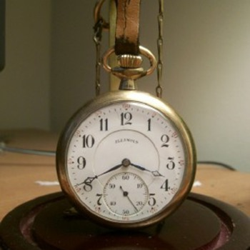 Pocket watch info needed