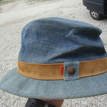 My Levi Hat.