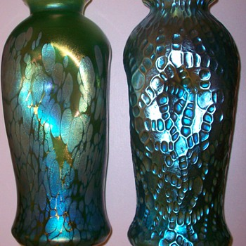 Loetz Brothers - Art Glass