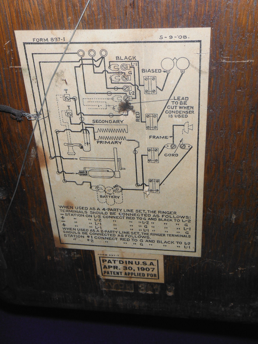 need western electric wiring diagram collectors weekly