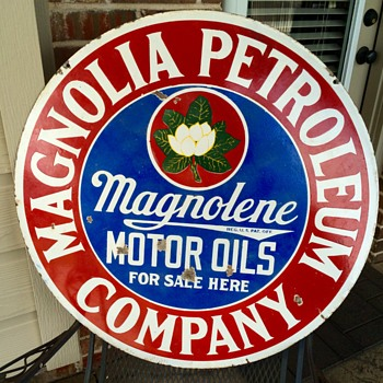 Early Magnolia Oil and Gas Sign