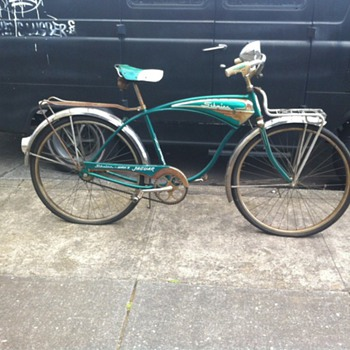 1960 Schwinn Jaguar Mark IV survivor  - Sporting Goods