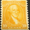 I like older stamps pf presidents and American Culture.