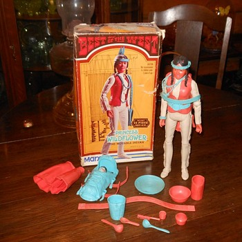 Johnny West Best of the West Princess Wildflower - Toys