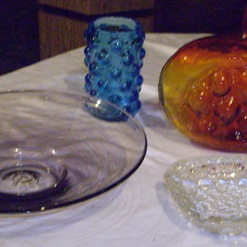 Blenko glass.