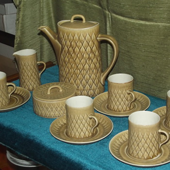 KRONJYDEN COFFEE SET