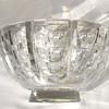 Orrefors Thousand Windows Lead Crystal Bowl