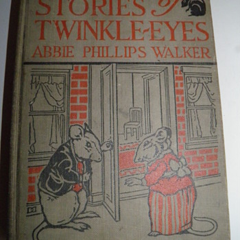Sandman's Stories of Twinkle-Eyes by Abbie Phillips Walker - Books
