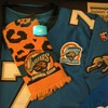 Jacksonville Jaguars Inaugural Season Shadow Box