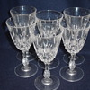 I would Love to know who made this set of wine glasses