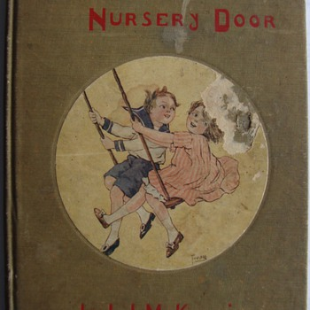 Through The Nursery Door - Books
