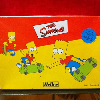 The Simpsons By Heller