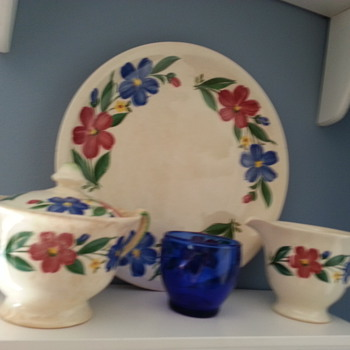 Antique or Vintage Dinnerware...