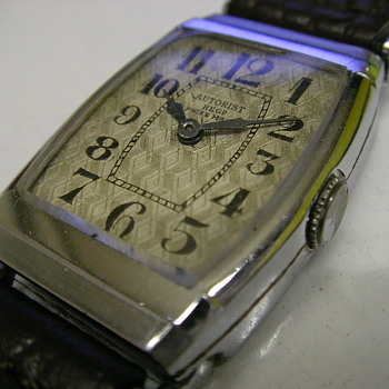 The Autorist Automatic Wristwatch