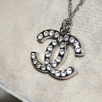 Fake Chanel Pendant?  - Costume Jewelry