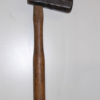 unknown hammer style - what's it used for / how old is it