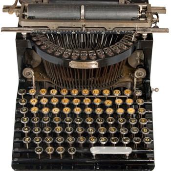 Duplex 2 typewriter - 1890 - Office