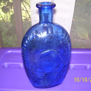 Historical Flask - Bottles