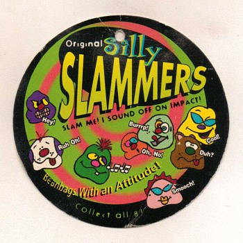 "1997 - ""Silly Slammers"""