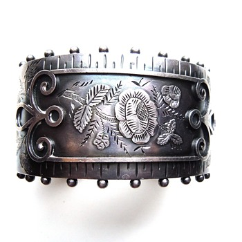 Victorian Costantine & Floyd Cuff - Fine Jewelry