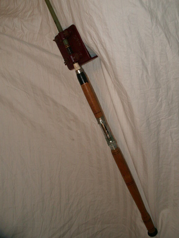 Vintage montague fishing rod model 7771 collectors weekly for Montague fishing rod