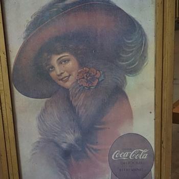 Coca-Cola Vintage Picture