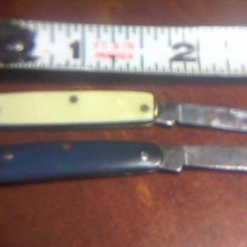 Key Chain Folding Knife