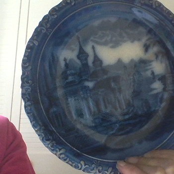 Gorgeous plate  - China and Dinnerware