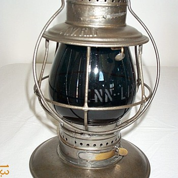 Allegheny Valley RR Railroad Lantern