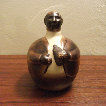 Interesting Man-shaped Bottle/Jug - Bottles