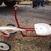 Jet racer pedal