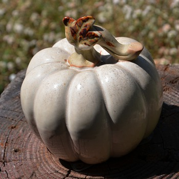 Pottery Gourd