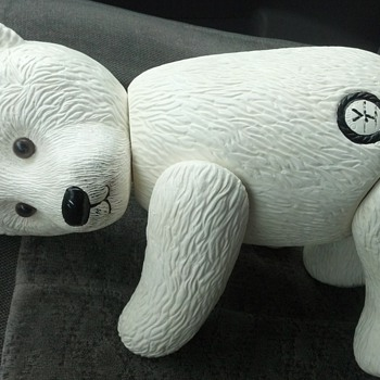 porcelain / Ceramic bear