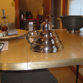 Beehive Stainless Teakettle - Kitchen