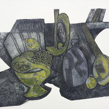 Helene Trosky's Original (Still Life) Print