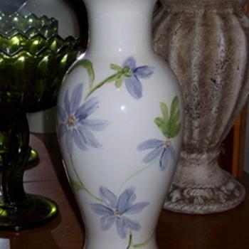Gramma's Vase - Art Pottery