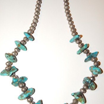 SILVER AND TURQUOISE?  - Fine Jewelry