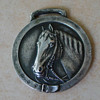 Wallace H Hopkins Mining Stock Brokers Chicago Watch Fob