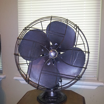 Emerson Type 77648-AS Fan