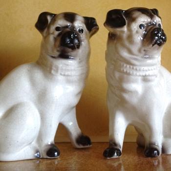 Pair of pugs